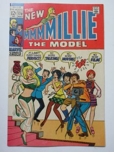 Millie the Model (Marvel May 1969) #170 VF Stan Lee and Goldberg