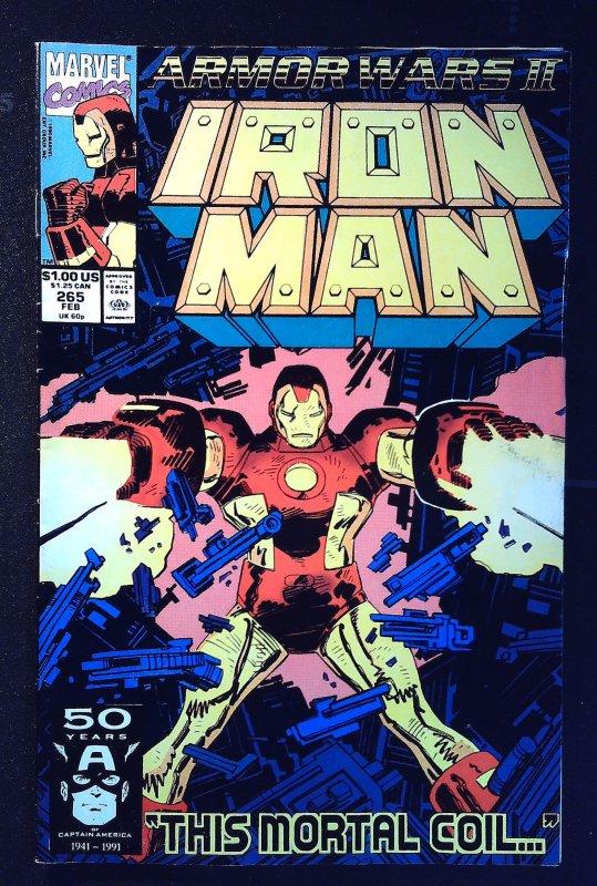 Iron Man #265 (1991)