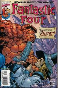 Fantastic Four (1998 series) #41, NM (Stock photo)