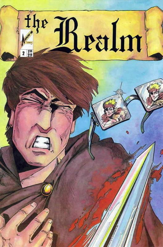 Realm, The (Vol. 1) #2 VF/NM; Arrow | save on shipping - details inside
