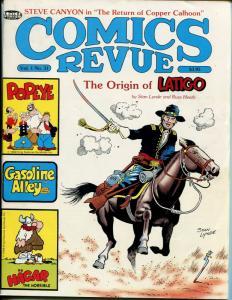 Comics Revue #31 1989-Phantom-Bloom County-Modesty Blaise-Flash Gordon-Latigo-VF