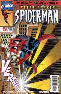 Spider-Man (1990 series) #83, NM (Stock photo)