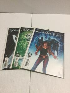 Rowans Ruin 1 3 4 Lot Set Run Nm Near Mint Boom Studios IK