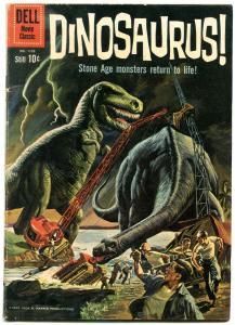 Dinosaurs- Four Color Comics 1120 1960- VG+