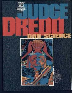 JUDGE DREDD BAD SCIENCE/Wagner,Grant,McMahon+