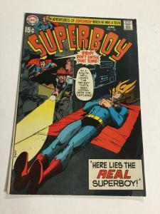 Superboy 166 Vf Very Fine 8.0 DC Comics
