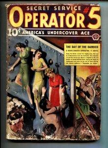 Operator #5 9/1938-Popular-hero pulp-Woman tortured on cvr