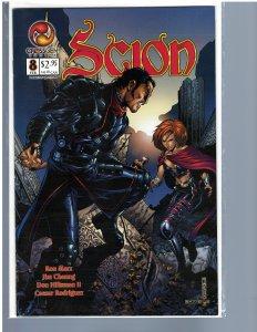 Scion #8 (2001) NM