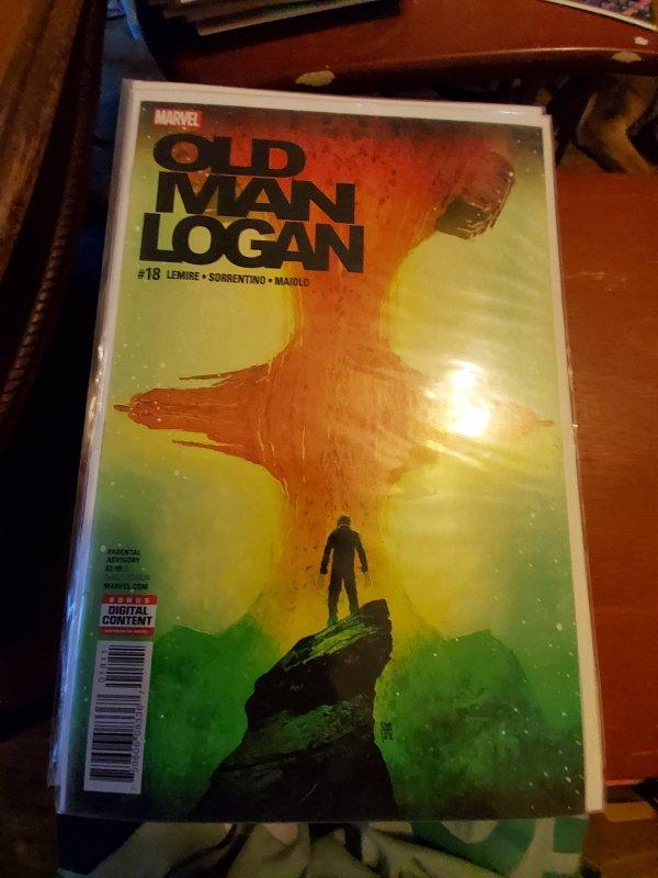 Old Man Logan #18 (2017)