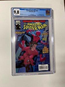 Amazing Spider-man 562 Cgc 9.8 Marvel