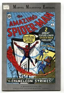 Marvel Milestone Edition: Amazing Spider-Man #1  1992 -FIRST ISSUE of SPIDER-MAN