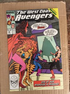 The West Coast Avengers #42
