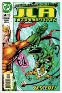 JLA Justice League America Incarnations #4 (DC, 2001) VF/NM