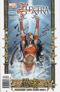 Elektra (3rd Series) #30 VF/NM; Marvel   save on shipping - details inside