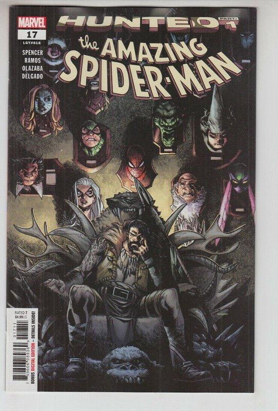 #2 NM 2018 MARVEL AMAZING SPIDER-MAN