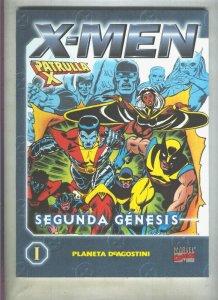 Coleccionable X Men / La Patrulla X numero 01