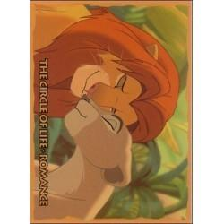 1994 Skybox The Lion King THE CIRCLE OF LIFE-ROMANCE #80