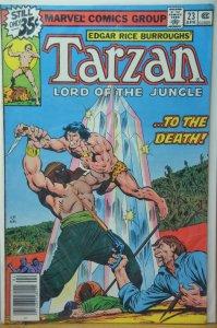 Tarzan #23 (1979) Sal Buscema Art !!