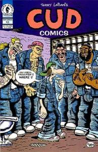 Cud Comics #2, VF+ (Stock photo)