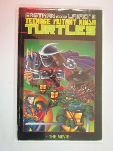 Teenage-Mutant Ninja-Turtles Movie #1 (1991) Reader Copy