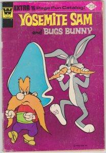 Yosemite Sam and Bugs Bunny #25