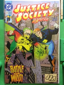 Justice Society of America #9 of 10