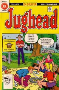 Jughead (Editions Heritage) #107 FN; Editions Heritage | save on shipping - deta