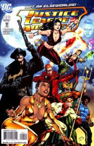 Justice League of America (2nd Series) #26 FN; DC | save on shipping - details i