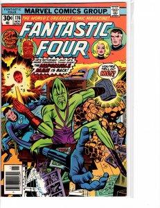 Fantastic Four (1961) #176 VF (8.0)