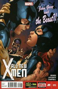 All-New X-Men #15 VF/NM; Marvel | save on shipping - details inside