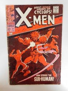 The X-Men #41 (1968)