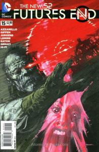 New 52, The: Futures End #15 VF/NM; DC | save on shipping - details inside