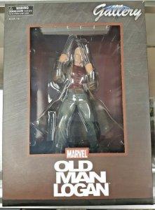 Old Man Logan 9 PVC Marvel Gallery Statue - Wolverine - 2017 - NEW