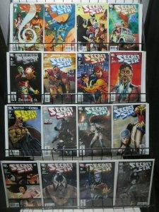 Secret Six (DC 2008-11) #1-27, 32, 36 Lot by Gail Simone Nicola Scott Villains