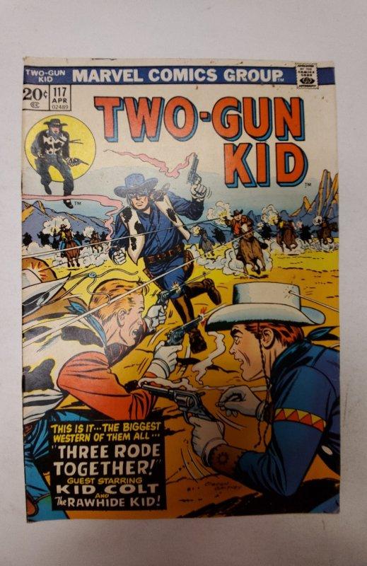 Two-Gun Kid #117 (1974) NM Marvel Comic Book J667