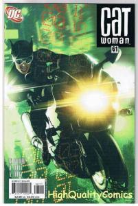 CATWOMAN #61, NM+, Pfeifer, Movie, Femme Fatale, 2002, more in our store