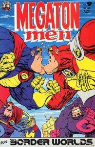 Megaton Man #9 VF/NM; Kitchen Sink | save on shipping - details inside