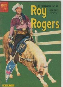 Roy Rogers serie bimensuel numero 12