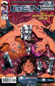 Gen13 Bootleg #9 VF/NM; Image | save on shipping - details inside