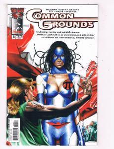 Common Grounds (2004) #6 Top CowComic Book Troy Hickman Dan JurgensHH4 AD38