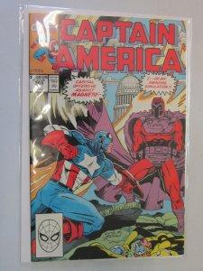 Captain America #368 6.0 FN (1990)