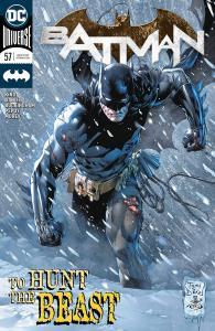 BATMAN #57 FOIL COVER