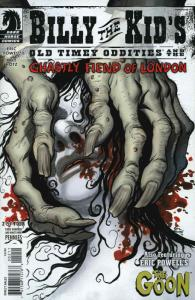 Billy the Kid's Old Timey Oddities and the Ghastly Fiend of London #2 FN; Dark H
