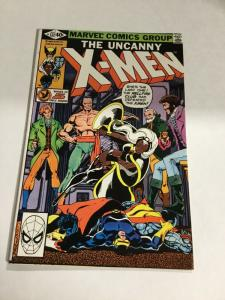 Uncanny X-Men 132 Vf/Nm Vert Fine /Near Mint Marvel