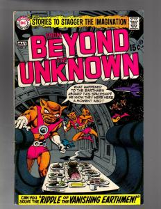 FROM BEYOND THE UNKNOWN 4 FINE PLUS  April/May 1970