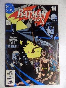 BATMAN # 436
