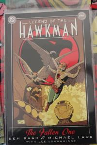LEGEND OF THE HAWKMAN #1 NM/MT or Better