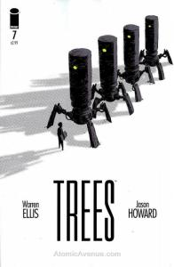 Trees #7 VF/NM; Image | save on shipping - details inside