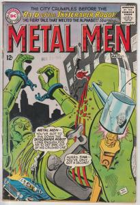 Metal Men #13 (May-65) FN/VF High-Grade Metal Men (Led, Tina, Tin, Gold, Merc...