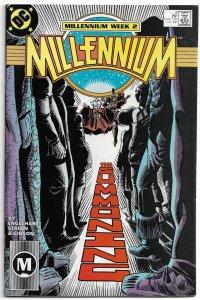 Millennium #2 (1987) VF-NM